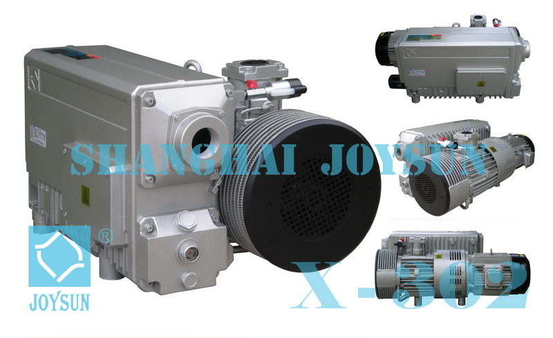 Single Stage Rotary Vane Vacuum Pump X 160 - X 302